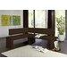 SAM Stil Art Möbel GmbH Gepolsterte Küchenbank Canberra aus recyceltem Leder