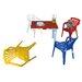 Best Freizeitmöbel Ariel Children's Table and 4 Chair