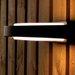 Eco Light Origo 1 Light Outdoor Flush Mount
