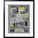Atelier Contemporain Icon's New York by Aksel Framed Graphic Art