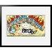 Atelier Contemporain Patchoc ! by Uderzo Framed Graphic Art