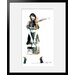 Atelier Contemporain Urban Girl 09 by Sophie Griotto Framed Graphic Art