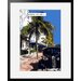 Atelier Contemporain Goddam by Philippe Matine Framed Graphic Art
