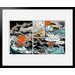 Atelier Contemporain Tempete by Uderzo Framed Graphic Art