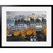 Atelier Contemporain Que Du Bonheur by Philippe Matine Framed Graphic Art
