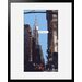 Atelier Contemporain Chrysler Building by Philippe Matine Framed Graphic Art
