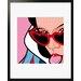 Atelier Contemporain Lolita by Léon Framed Graphic Art