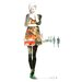 Atelier Contemporain London Girl by Sophie Griotto Graphic Art Wrapped on Canvas