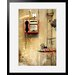 Atelier Contemporain Urban Phone by Ds Kamala Framed Graphic Art