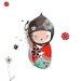 Atelier Contemporain Nijiko by Sophie Griotto Graphic Art on Canvas