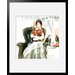 Atelier Contemporain Interieur 02 by Sophie Griotto Framed Graphic Art