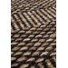 Obsession Handgefertigter Teppich Bombay in Braun