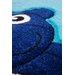 Obsession Handgearbeiteter Kinderteppich Lifestyle in Grün/ Aqua