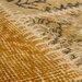 Obsession Handgefertigter Teppich Atlas in Gelb