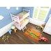 Obsession Handgefertigter Kinderteppich Inspire Kids in Gelb