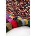 Obsession Handgefertigter Teppich Love in Bunt