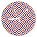 I-like-Paper Analoge Wanduhr Quadrature 13 cm