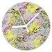 I-like-Paper Analoge Wanduhr Florality 13 cm
