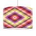 I-like-Paper 40 cm Lampenschirm Psychodelica aus Tyvek