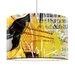 I-like-Paper 40 cm Lampenschirm The Wolf aus Tyvek