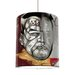 I-like-Paper 20 cm Lampenschirm Der Koloss aus Tyvek