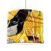 I-like-Paper 30 cm Lampenschirm The Wolf aus Tyvek