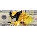 I-like-Paper 20 cm Lampenschirm The Wolf aus Tyvek