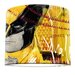I-like-Paper 30 cm Lampenschirm The Wolf aus Tyvek