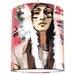 I-like-Paper 20 cm Lampenschirm Cassandre aus Tyvek