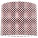 I-like-Paper 30 cm Lampenschirm Cube aus Tyvek