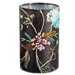 Gillian Arnold 15cm Edwardian Blooms Fabric Drum Pendant Shade