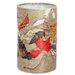 Gillian Arnold 15cm Floral Dance Fabric Drum Lamp Shade