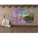 Andrew Lee London on Bridge View by Andrew Lee Graphic Art Wrapped on Canvas