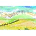 Andrew Lee Yellow Beach by Andrew Lee Graphic Art Wrapped on Canvas