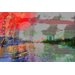 Andrew Lee London Eye View with Ben by Andrew Lee Graphic Art Wrapped on Canvas