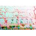 Andrew Lee London Red Tree by Andrew Lee Graphic Art on Canvas