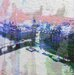 Andrew Lee London What a View by Andrew Lee Graphic Art on Canvas