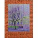 Andrew Lee London Lonely Tree by Andrew Lee Graphic Art Wrapped on Canvas