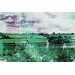 Andrew Lee Countryside Lakeview by Andrew Lee Graphic Art Wrapped on Canvas
