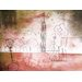 """Andrew Lee Fashion """"Love at First Sight Peach"""" by Andrew Lee Graphic Art Wrapped on Canvas"""