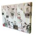"""Andrew Lee """"Fashion Heaven"""" Graphic Art Wrapped on Canvas"""