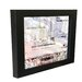 Andrew Lee Window Shopping Framed Graphic Art on Canvas