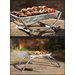 Asado Grill Dual Grill Frame