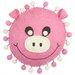 Felt So Good Pig Scatter Cushion