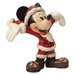 Disney Traditions Christmas Cheer Mickey Mouse Figurine