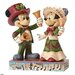 Disney Traditions Victorian Mickey Minnie Mouse Figurine