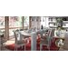 Home Vanity Extendable Dining Table
