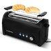 Klarstein Toaster Cambridge 2 Scheiben 1400 Watt