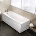 Britton Bathrooms 170cm x 70cm Standard Soaking Bathtub