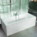 Britton Bathrooms Enviro 170cm x 75cm Freestanding Soaking Bathtub